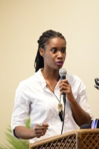 Stakeholder Management Coordinator, Department of Environment, Aretha Forde.