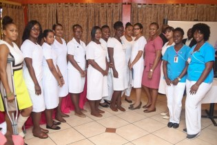 The third batch of Critical Care nurses who graduated on June 12, 2018.