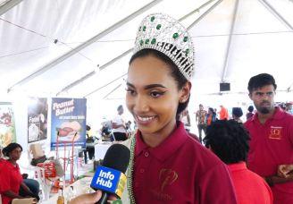 Miss Earth Guyana 2018, Xamiera Kippins