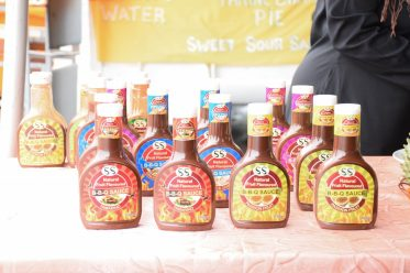 Some of the products on display