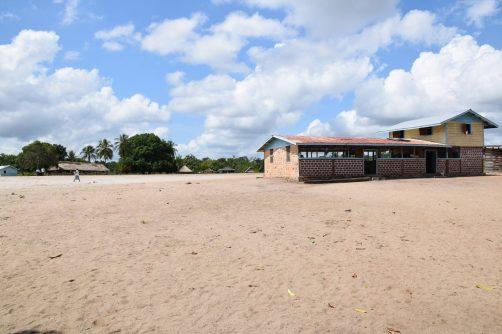 The Apoteri Village, North Rupununi, Region Nine