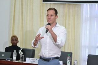 Co-Founder of BITT, Barbados, Oliver Gale.