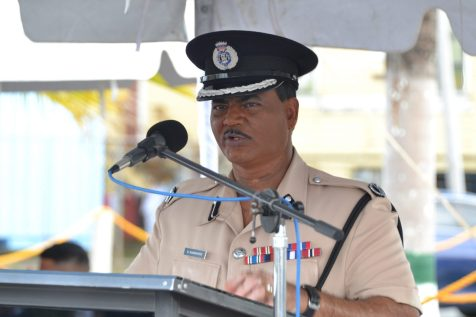 Assistant Commissioner of Police (ag), David Ramnarine