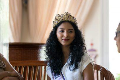 Miss World Guyana 2018, Ambika Ramraj