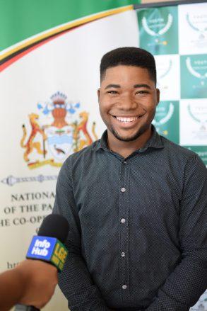 Stephon Gabriel, Mentor, Youth Parliament