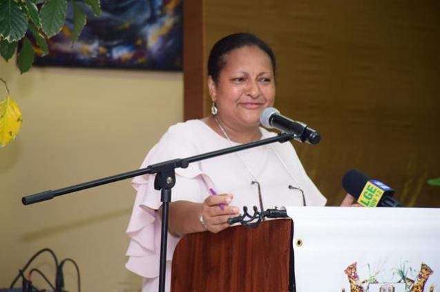 Dr. Juanita Cox.
