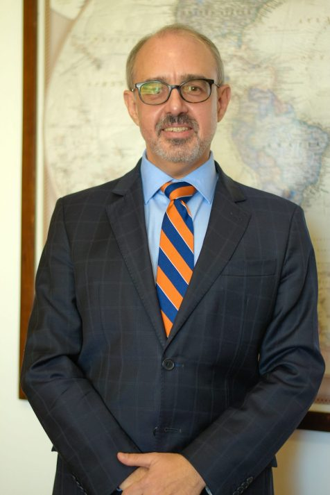 Brazilian Ministry of External Affairs, His Excellency Norberto Moretti