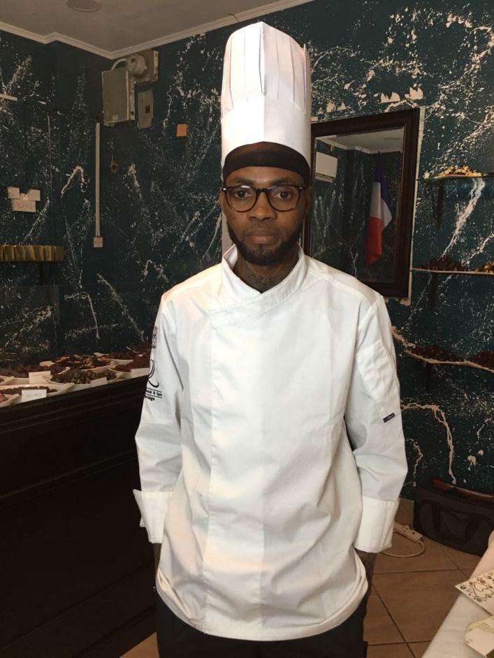 Chocolatier and owner of Maison François, Linden Francois
