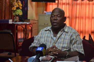 Regional Democratic Council's (RDC) Health Committee incoming Chairman, Gordon Callendar