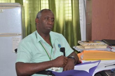 Bro. Hilary Christopher, Principal Tutor, Charles Roza School of Nursing.