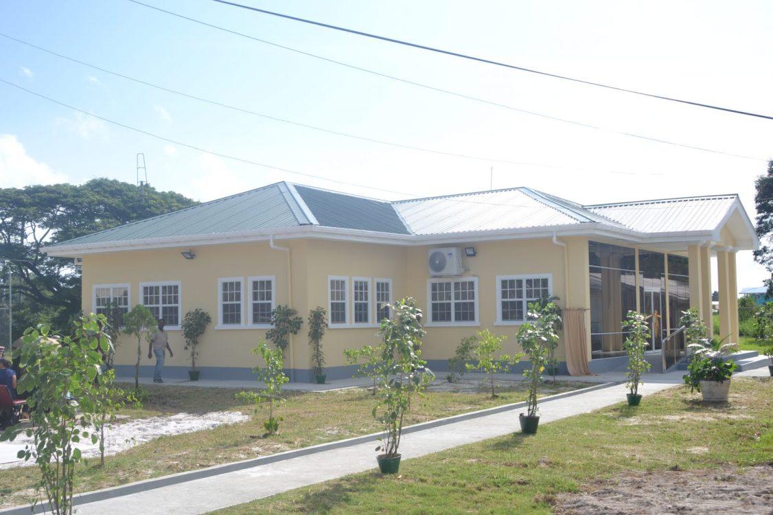 The Facilities Maintenance Division at the University's Turkeyen campus