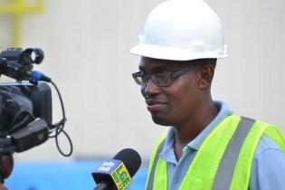 Project Engineer, Anna Regina Power Station, Hugh Peru.