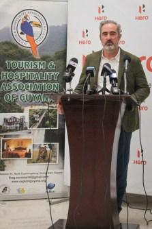 Hero CPL Commercial Director, Jamie Stewart.