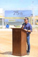 MACORP's Chief Executive Officer, Guillermo Escarraga