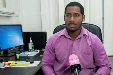 Region Four, Project Engineer, MOPI, Ryan Amjad