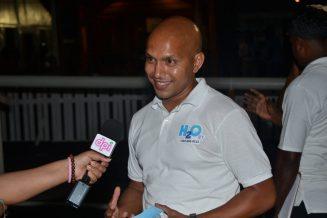 Co-founder and CEO of H2Ogy Vishnudatt Surajbali