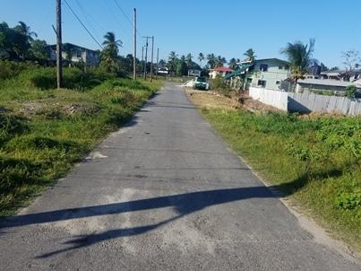 GDF Scheme Road