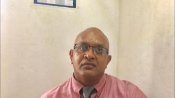 President Central Corentyne Chamber of Commerce, Poonai Bhigroog