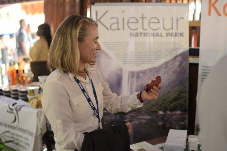 Emma Doyle, representative, Gulf and Caribbean Fisheries Institute