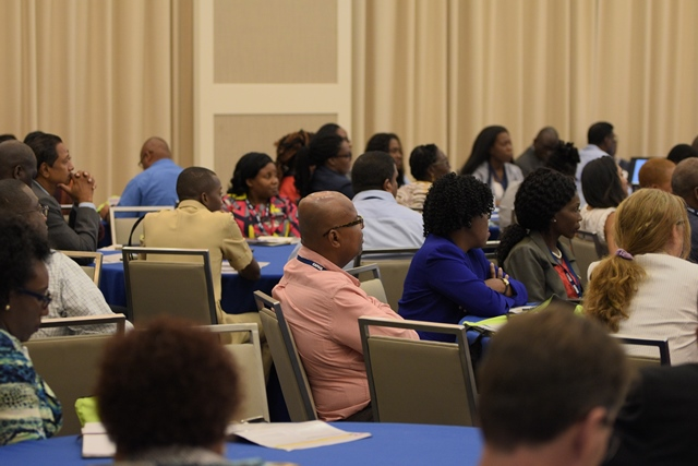 Participants at the CAPAM Biennial Conference.
