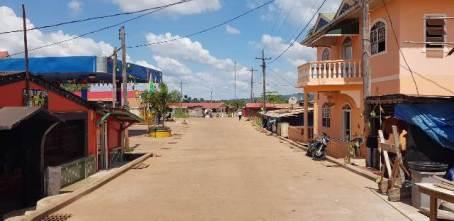 The town of Mahdia.