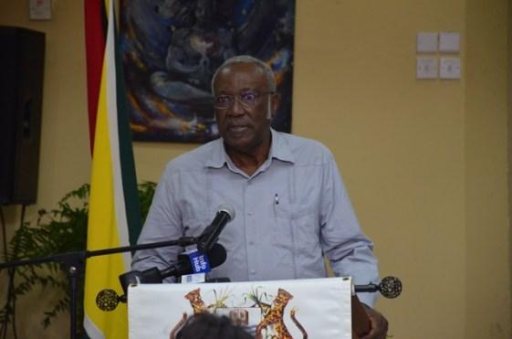 Ambassador Rudy Collins.