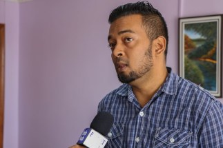 Director of Projects of the CH&PA, Omar Naraine.