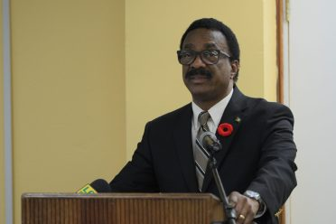 Minister of Legal Affairs, Basil Williams, SC