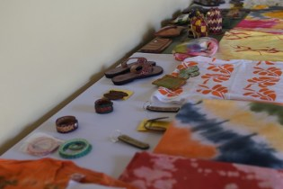 Some of the items the students completed.