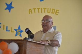 Region Three, Regional Executive Officer, Dennis Jaikarran.