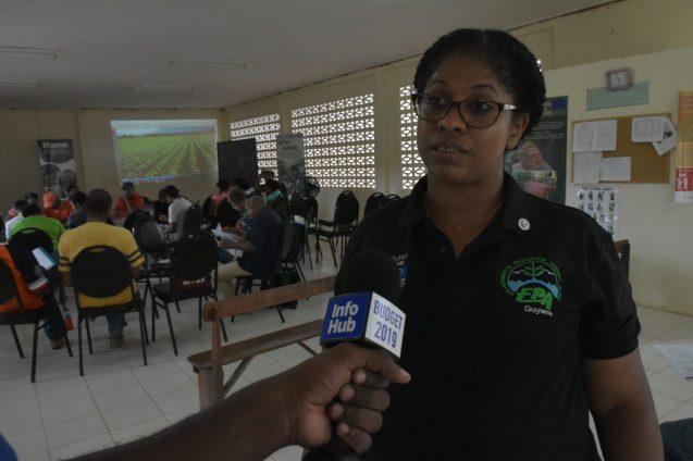 Senior Environmental Officer, EPA, Karen Small-Senior