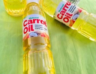 Carrot Oil.