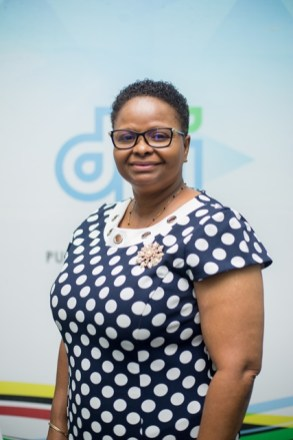 Minister of Public Health, Volda Lawrence.