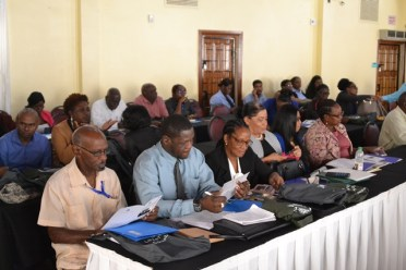 A group of REO gather at the Annual Action Round Table Regional Development Conference.