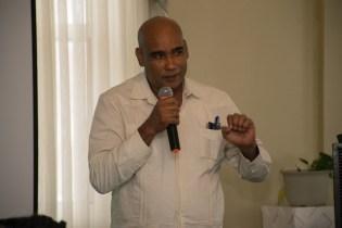 Lethem's Mayor, John Macedo gives his take on the presentation.