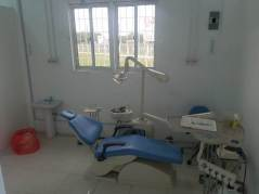 The Dental Department at the New Amsterdam Hospital.