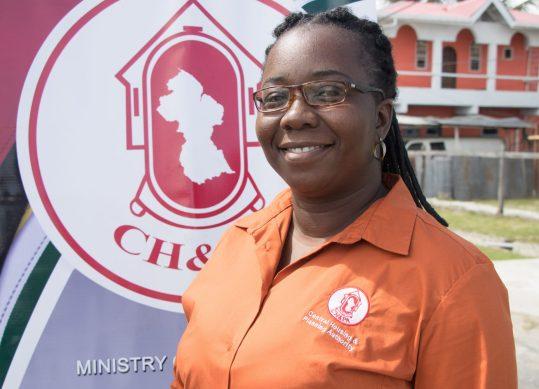 CH&PA Senior Community Development Officer, Antonette Bennett