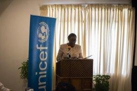 Minister of Education Dr. Nicolette Henry