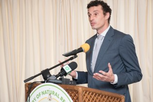 World Wildlife Fund (WWF), Representative Laurens Gomes.