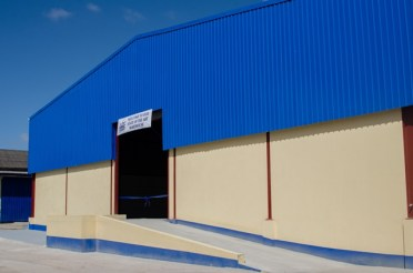 GNSC's new state-of-the-art facility.