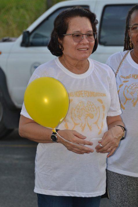First Lady, Sandra Granger