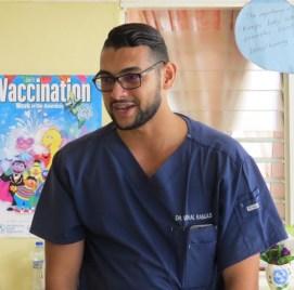 Dr. Vishal Ramjas.