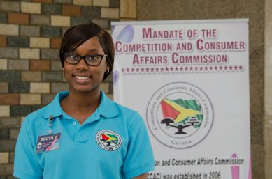 Guyana Competition and Consumer Affairs Commission, Rosante Perry