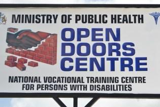 The Open Doors Centre.