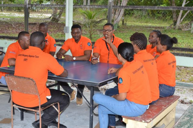 Some participants of the VERT programme