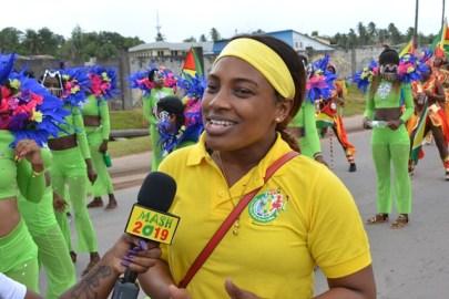 Department of Social Cohesion, Permanent Secretary Melissa Tucker.