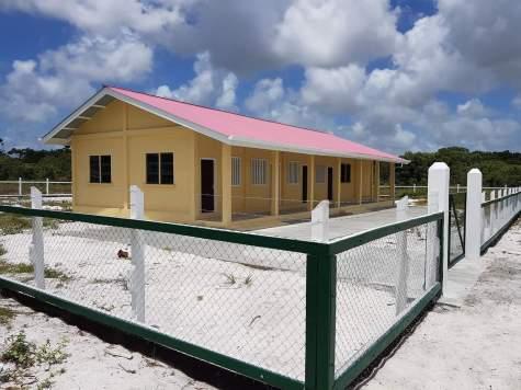 Newly constructed Mainstay Lake Nursery School