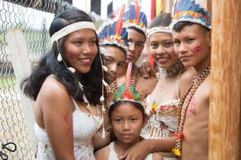 Indigenous youth of the Deep South, Rupununi, Region 9