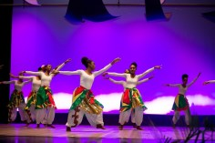 A dance by member of the National Dance Company at the National Cultural Center.