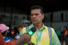 Safety and Compliance Officer, William Sanasee